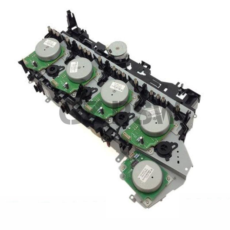 M651 M680 serie CLJ CP4025 RM1-5555 Main Gear drive assy CP4525 CM4540